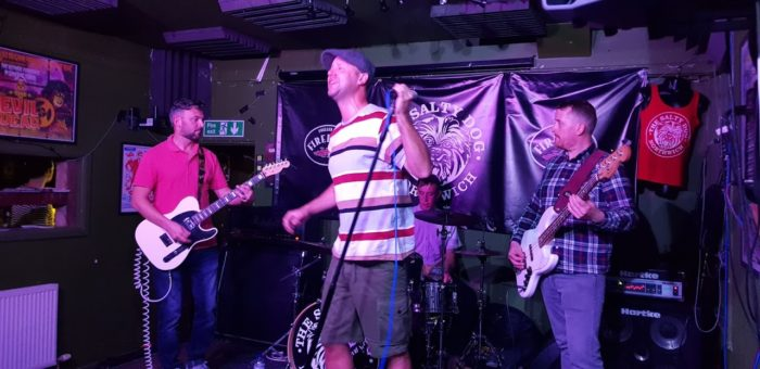 The Rising / Stepford Wives: The Salty Dog, Northwich – live review