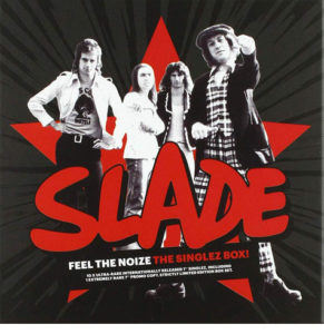 Slade Feel The Noize The Singlez Box