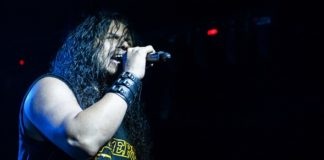 jeff scott soto at Rebellion Manchester
