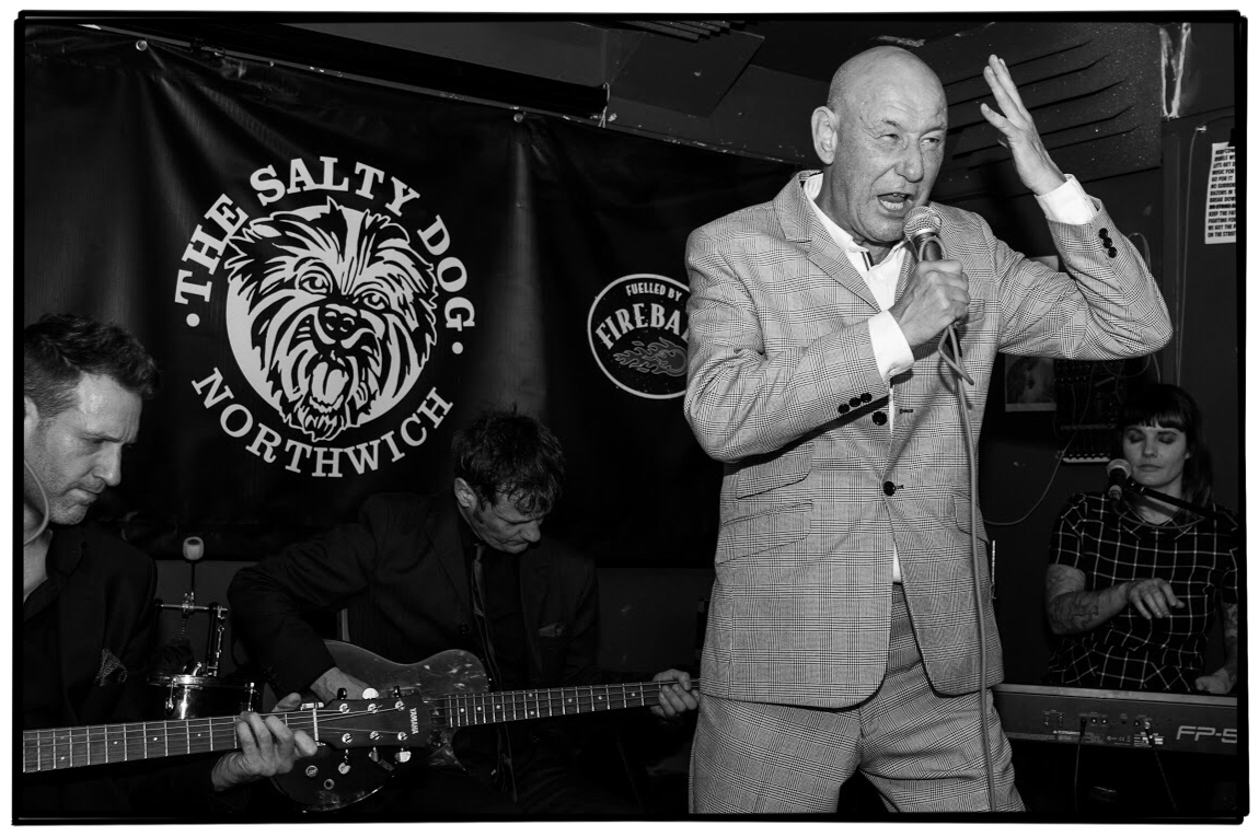 Steve Ignorant's Slice Of Life / ARGH KiD: The Salty Dog, Northwich – Live Review