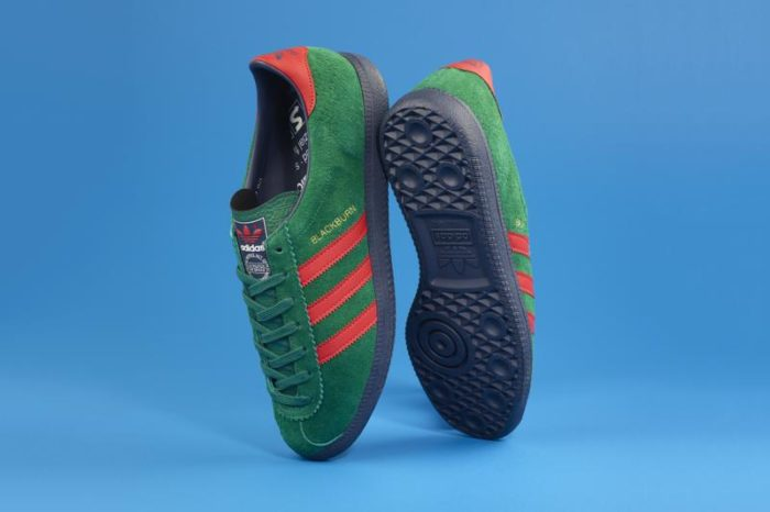 Special Adidas exhibition launch in Blackburn tonight – 1200 strong shoe collection opens