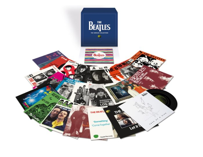 The Beatles announce reissue of all 46 singles