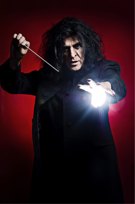 Jaz Coleman (Killing Joke) w/ St Petersburg Philharmonic releases 'Magna Invocatio – A Gnostic Mass For Choir And Orchestra Inspired By The Sublime Music Of Killing Joke'