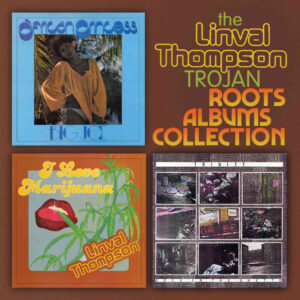 Various:  The Linval Thompson Roots Albums Collection – album review