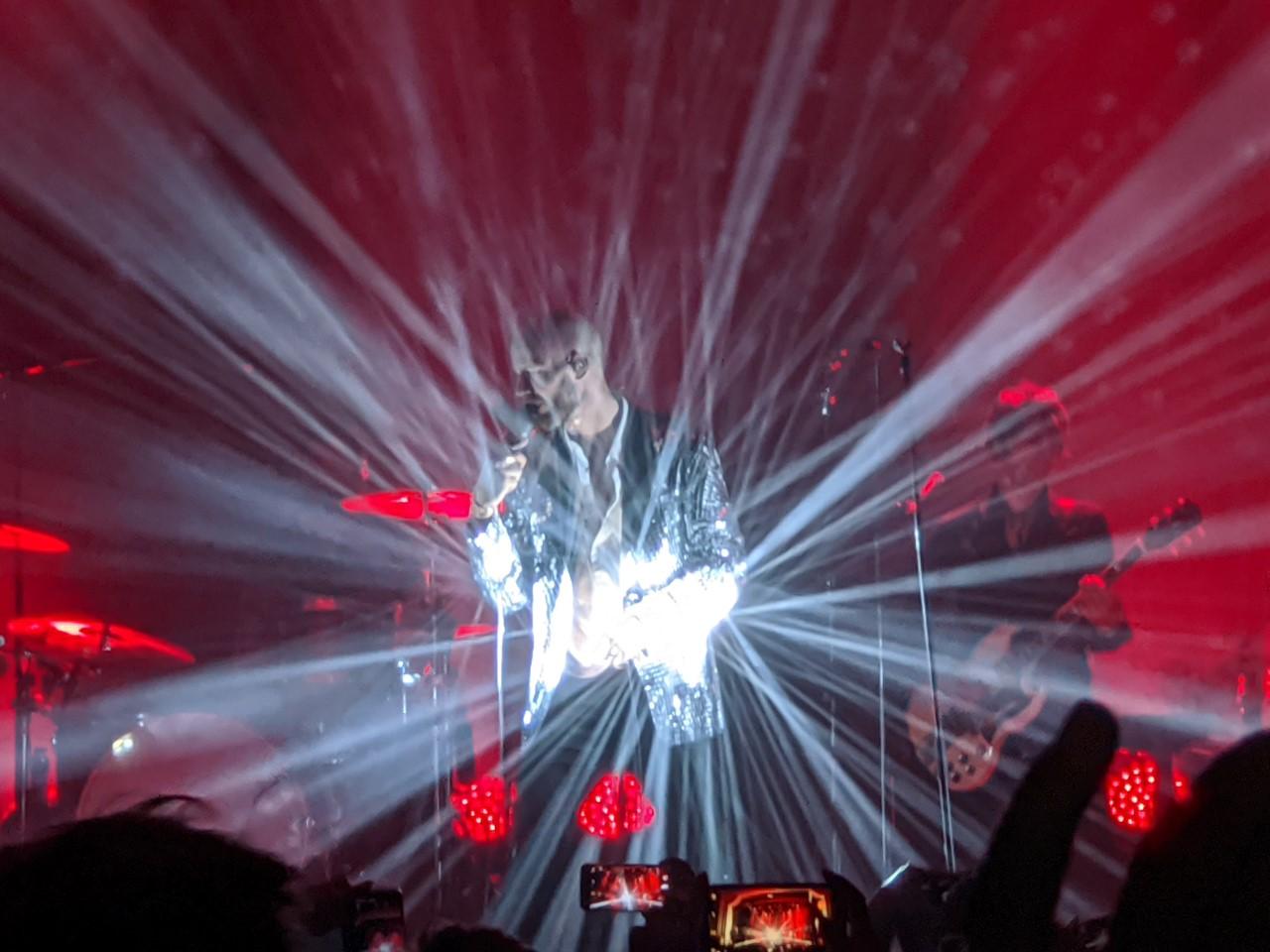 Madrugada: Islington Assembly Hall – live review