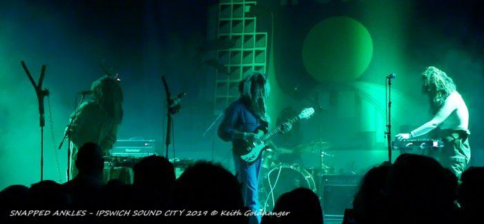 Sound City Ipswich 2019: Various Venues – live review