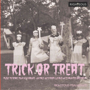 Various Artists – Trick Or Treat Music To Scare Your Neighbours – album review