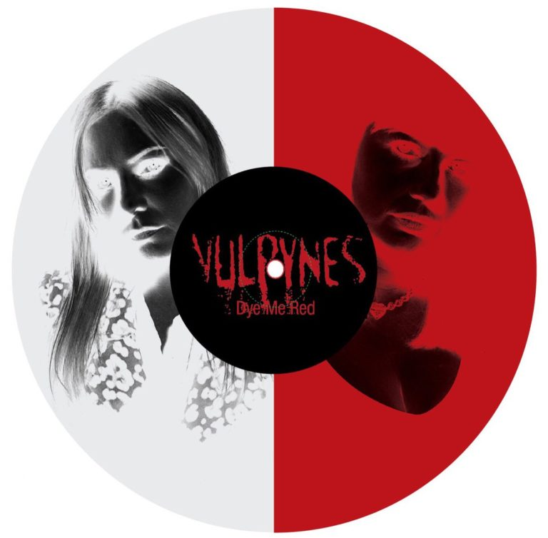 Vulpynes Dye Me Red EP