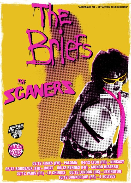 briefs scaners tour