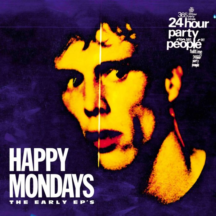 happy mondays early EPs