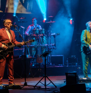 Heaven 17 / Squeeze @ Nottingham Royal Concert Hall © Nigel King
