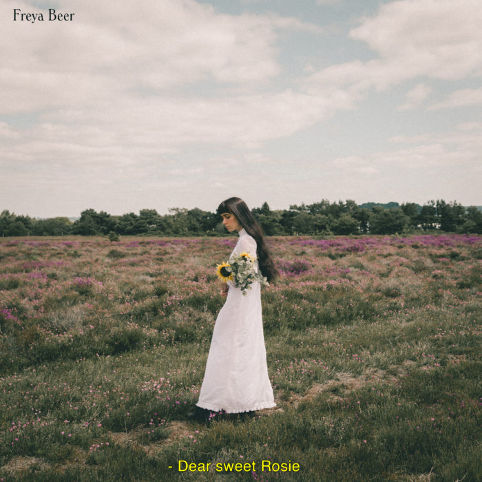 New artist of the day : Freya Beer 'brilliant captivating voice with powerful dislocated backing'