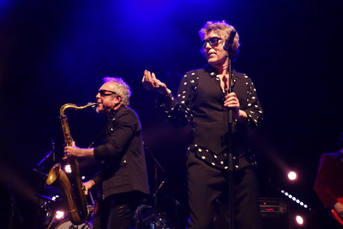 The Psychedelic Furs: supported by James: Toronto – live review