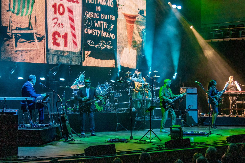 Heaven 17 / Squeeze @ Nottingham Royal Concert Hall © Nigel King
