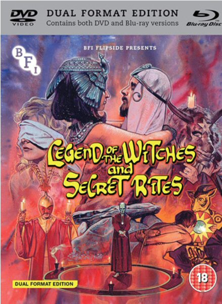 Legend of the Witches & Secret Rites – film review