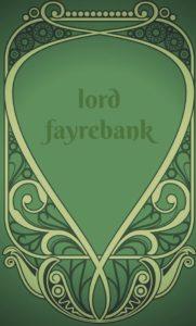 Lord Fayrebank: Out On The Lake – single news