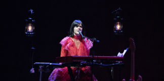 Bat For Lashes 1 © Melanie Smith