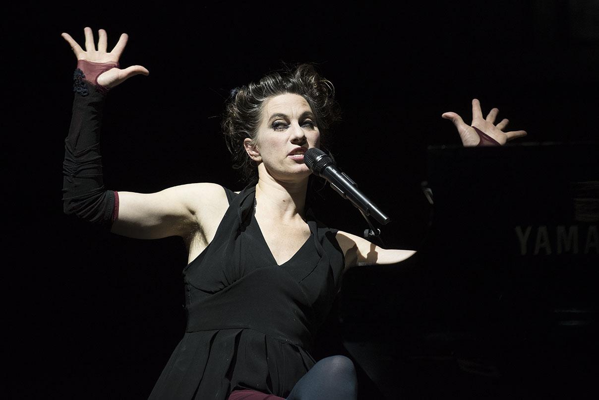 Amanda Palmer Images amanda palmer: albert hall, manchester - live review