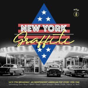 Various Artists – New York Graffiti – album review