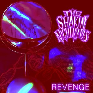 The Shakin' Nightmares 'Revenge & Regret' – EP review