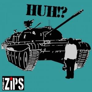 The Zips - Huh?