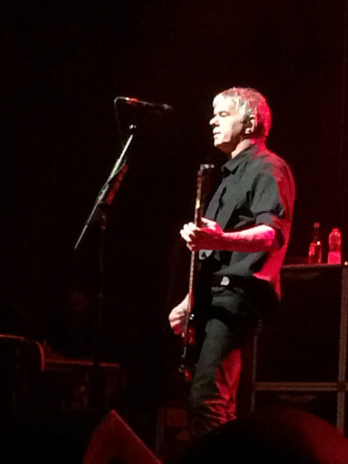 The Stranglers - Martin Goodacre