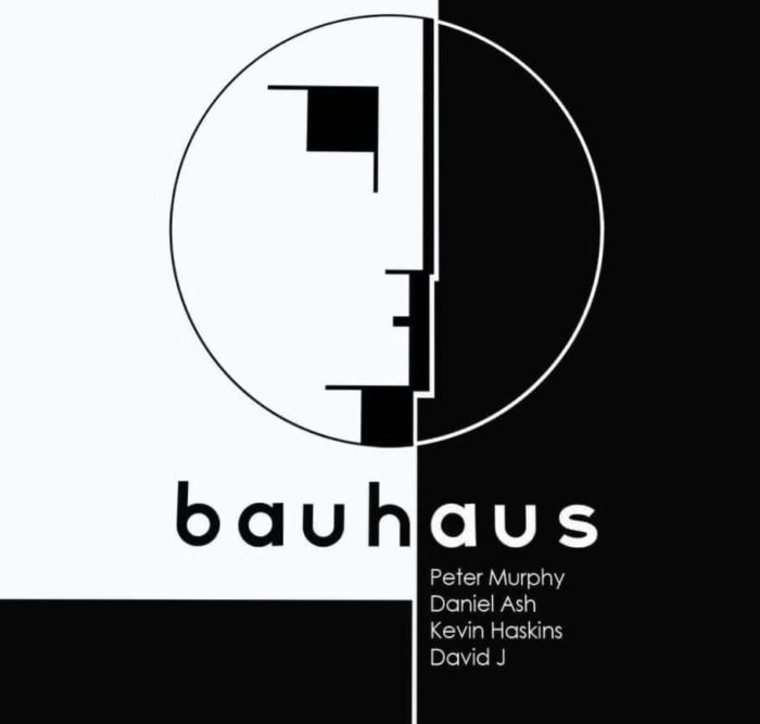 BAUHAUS ANNOUNCE 2020 LONDON AND NYC SHOWS
