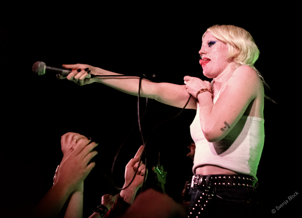 Amyl and The Sniffers © Svenja Block