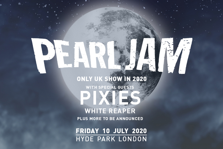 Wow Lunar Festival 2020.Pearl Jam Bst Festival Hyde Park London Preview And
