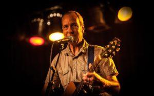 Two rare UK solo shows for Chris Cacavas
