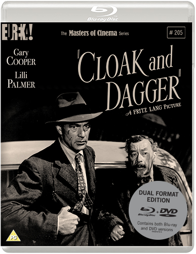 Cloak and Dagger – film review