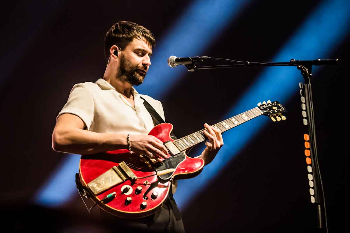 Courteeners: Manchester Arena – live photo review