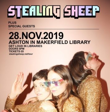stealing sheep - loud in libaries