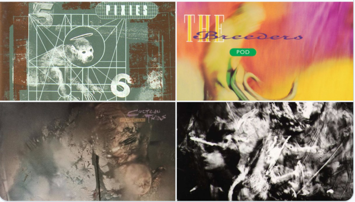 Vaughan Oliver (graphic designer for 4AD and beyond) RIP