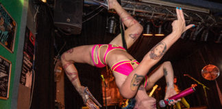 Dolly Daggerz of Tokyo Taboo - photo by Cris Watkins
