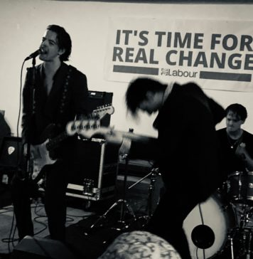 The Blinders - Lincoln Labour Club 2019