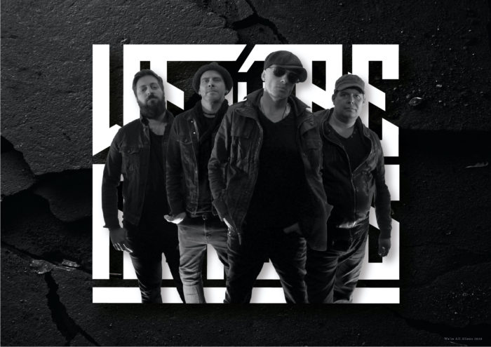 Listen to This! We're All Aliens Release Optimistic and Riff Heavy New Single Get A Life