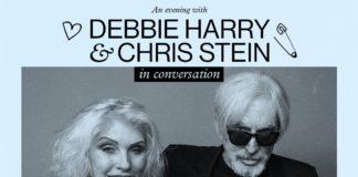 Debbie Harry and Chris Stein in conversation