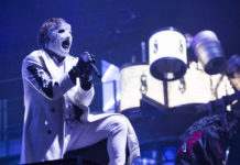 Slipknot © Melanie Smith