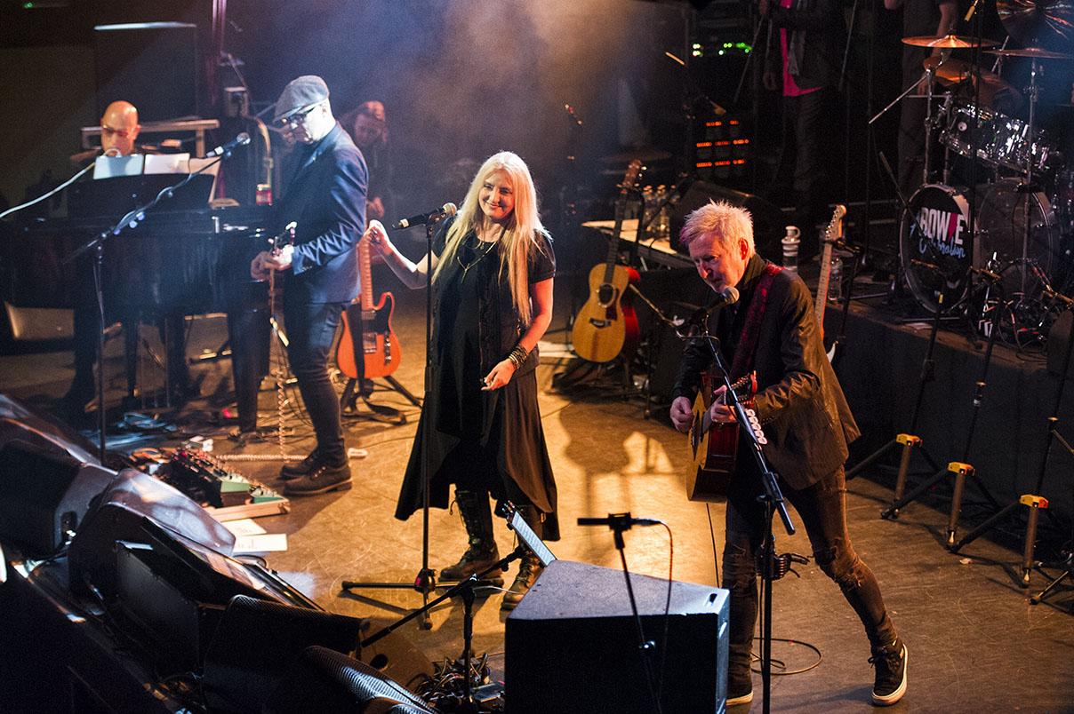 A Bowie Celebration: O2 Ritz, Manchester – live review