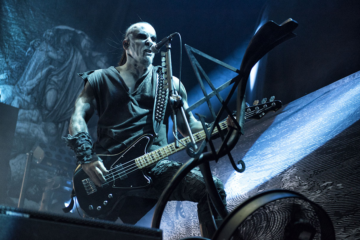 Behemoth live 2 © Melanie Smith