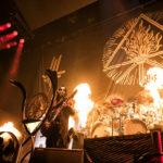 Behemoth live © Melanie Smith