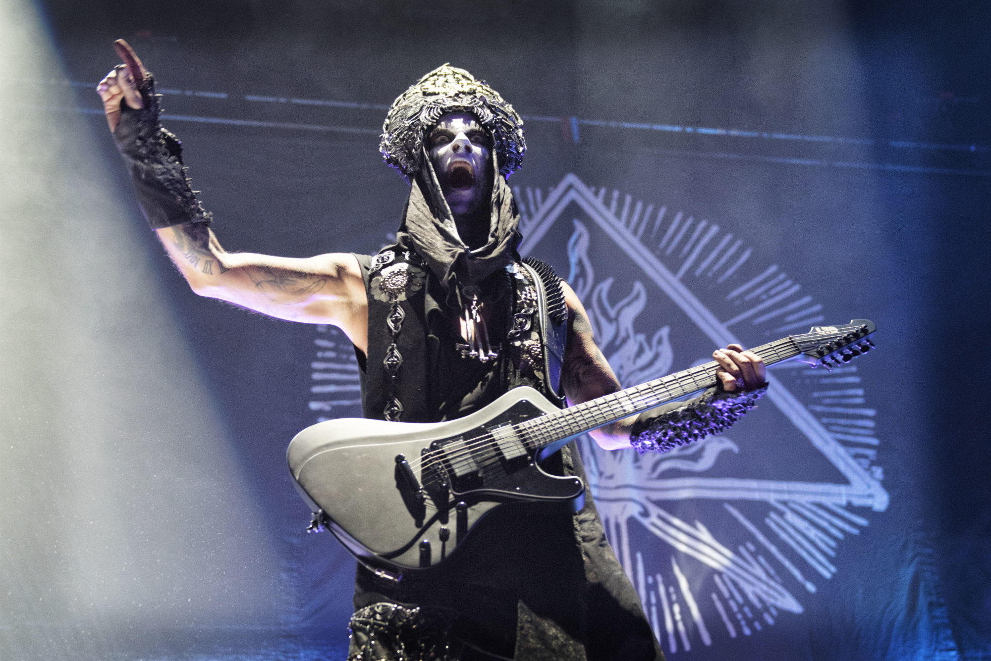 Behemoth live 6 © Melanie Smith