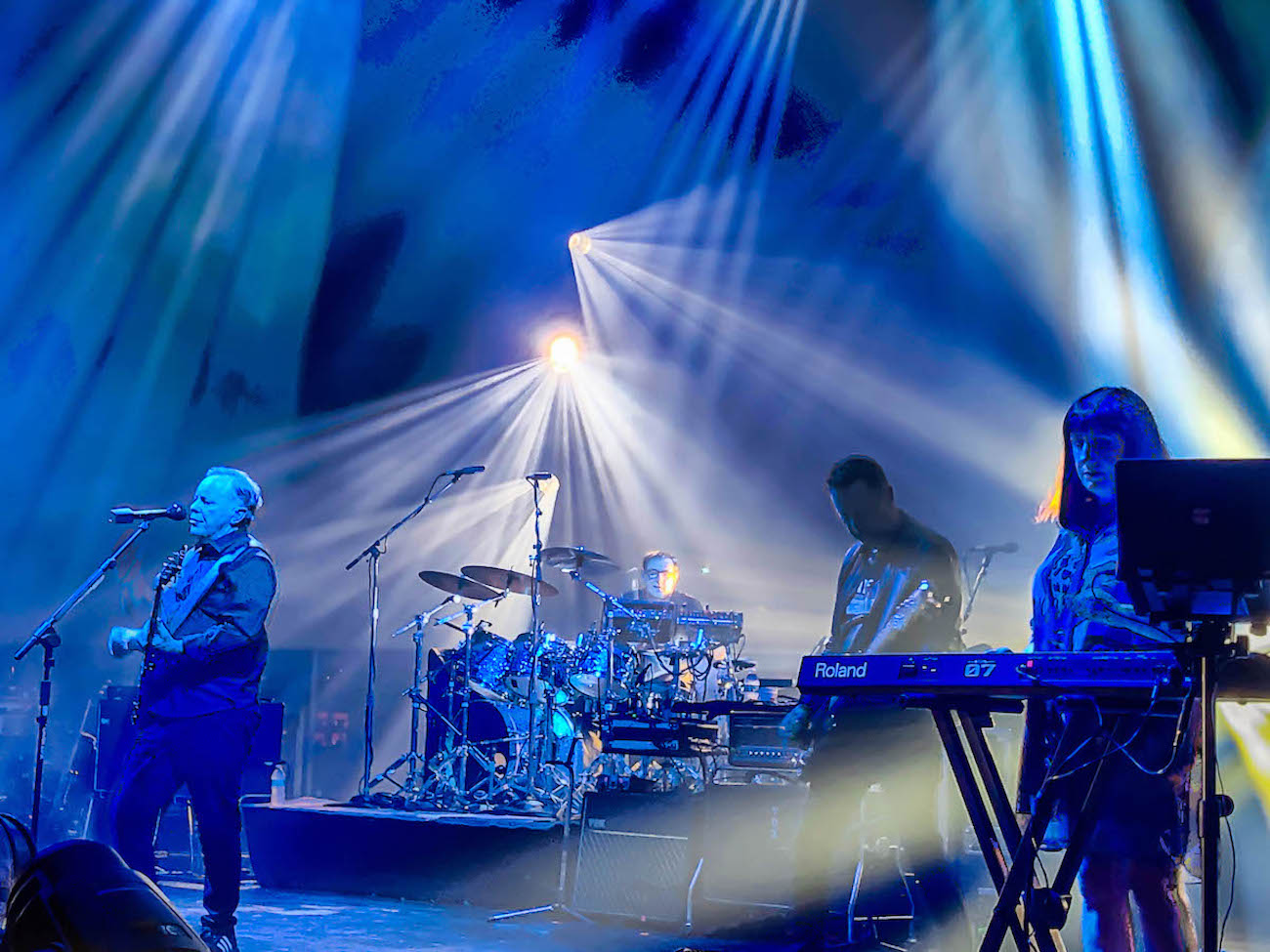 New Order: The Fillmore, Four-Night Residency, Miami Beach—live review