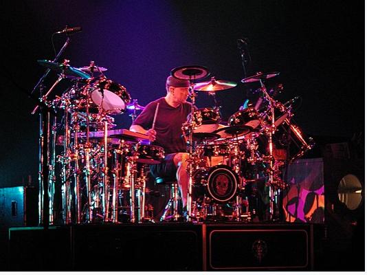 Neil Peart RIP (legendary drummer from Rush dies)