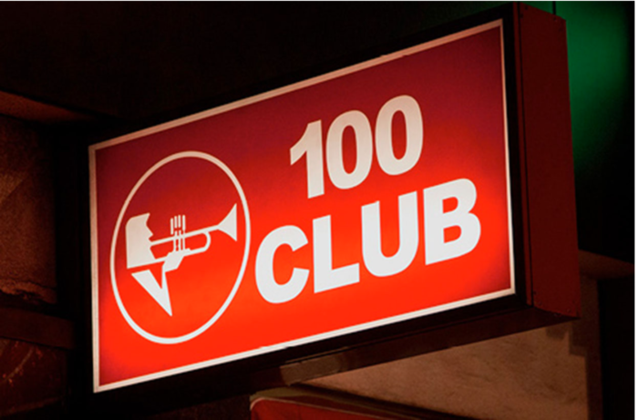 London's Iconic 100 Club Saved  : Westminster Council announce 100% Business Rates Relief