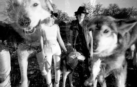 The Ghost Wolves