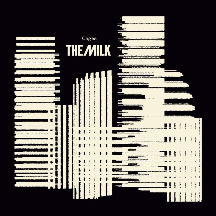 The Milk Cages album cover