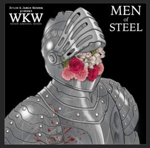 WKW Men of Steel album cover