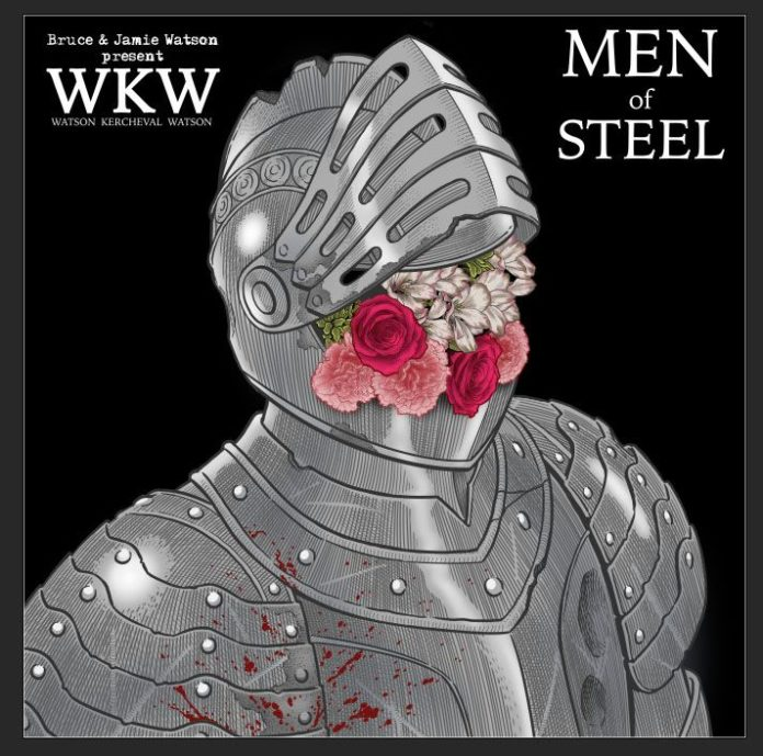 WKW Men of Steel album cover
